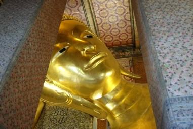 Le Buddha couché