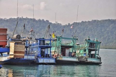 Les pêcheurs de Koh Kood