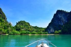 Croisière dans la baie de Phang Gna au Paradise Koh Yao