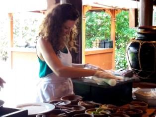 cours de cuisine aurore