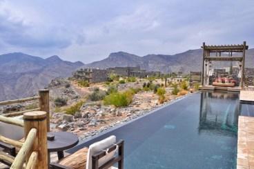 La sublime piscine de la Villa Jabal