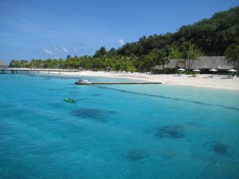 Hilton Bora Bora 1
