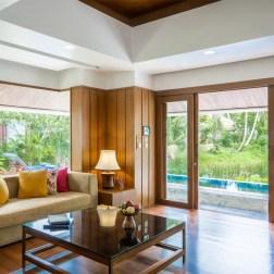 Deluxe Pool Villa du Santiburi