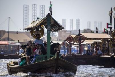 Les embarcations traditionnelles de l'émirat