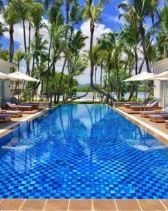 La piscine du Spa Espa