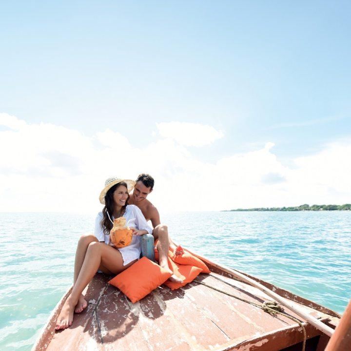 L'île Maurice, rien qu'à deux