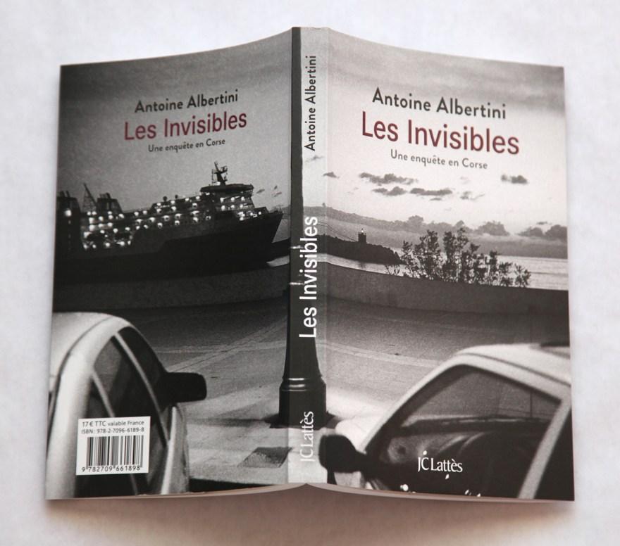 Antoine Albertini - Les Invisibles - JC Lattès