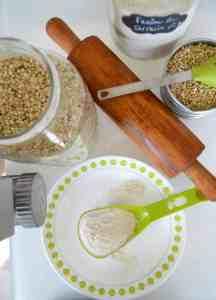 Comment faire de la farine de sarrasin ?