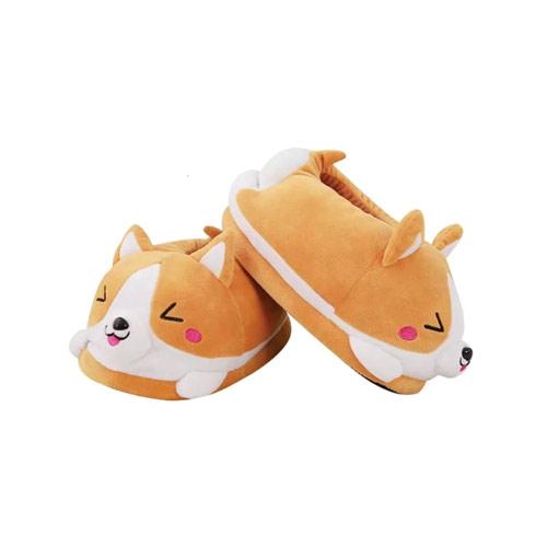 Pantoufles Shiba Inu