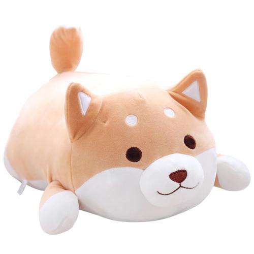 Peluche chien japonais shiba inu