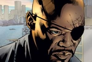 Nick Fury dans Ultimates