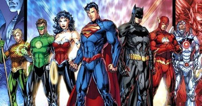 Adieu les slibards de Batman et Superman !