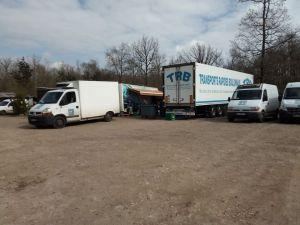 15DP-02 04 2020-Dépotage camions de Rungis récoltés dans la nuit