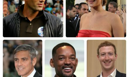 Insolite : Quel est le point commun entre Zidane, Will Smith et Jennifer Lawrence ?
