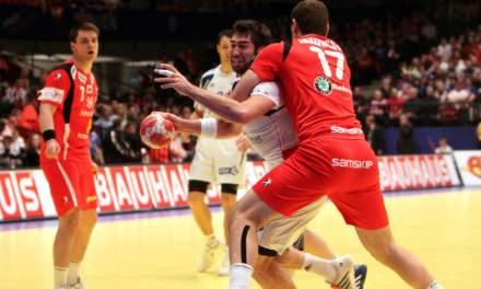 Handball : Les Bleus affrontent l'Islande en huitième ce samedi