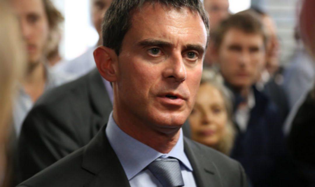 Après la gifle, Manuel Valls va porter plainte