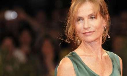 Isabelle Huppert nommée pour l'Oscar de la meilleure actrice
