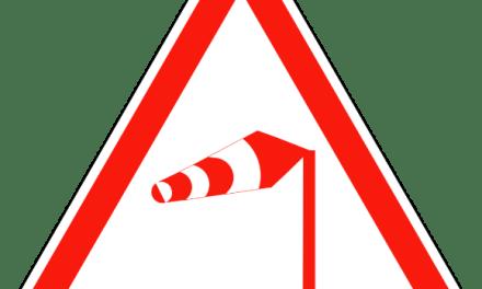 Alerte aux vents violents : 3 départements en vigilance rouge