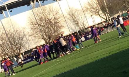Les U19 du Toulouse FC poursuivent leur route en Gambardella