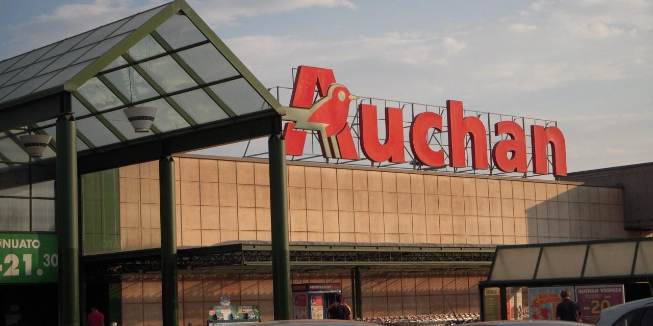 Auchan : suppression de 517 emplois