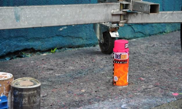 [VIDEO] La plus grande oeuvre de street art de Toulouse enfin terminée