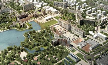 Urbanisation: la Reynerie se change