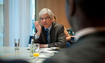 Paul Romer, économiste en chef de la Banque mondiale démisionne