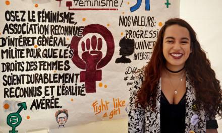 [INTERVIEW] Alyssa Ahrabare : «Osez le féminisme» !