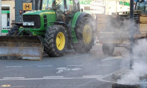 Manifestation des agriculteurs : les perturbations à prévoir mercredi autour de Toulouse