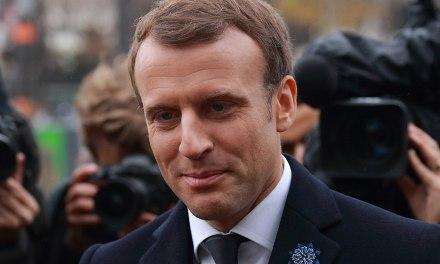 Emmanuel Macron : «L'école et la santé, ce sont les deux moteurs de notre investissement»