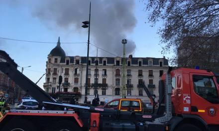 Immeuble en feu à Toulouse: le plan «nombreuses victimes» activé