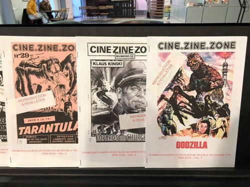 Sexe, monstres et violence  :  «Fanzine», l'exposition du cinéma underground