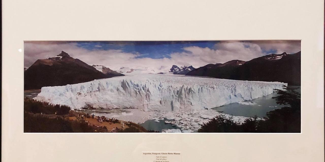 Exposition «Terres de froid»: la fonte des glaciers en images