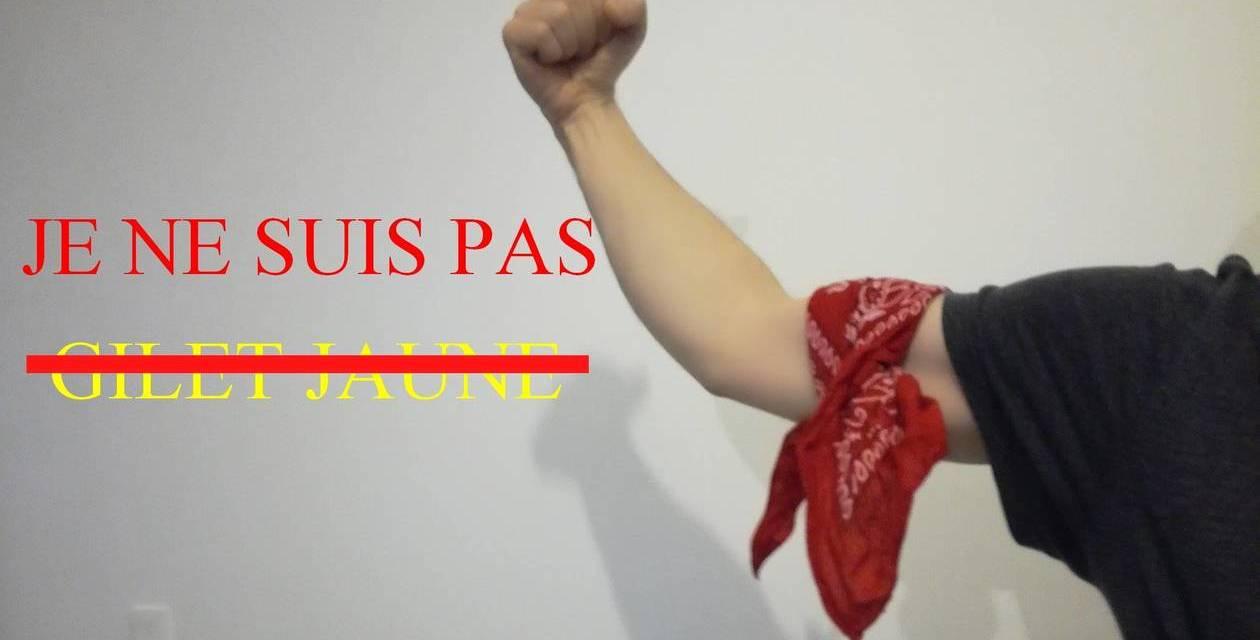 Les «foulards rouges» défilent à leur tour