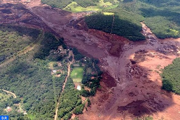 Rupture d'un barrage au Brésil : le bilan passe à 9 morts
