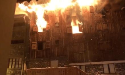 Incendie dans un immeuble à Lyon: Une femme et son enfant décèdent