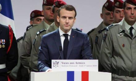 Grand débat national : acte II à Souillac pour Emmanuel Macron