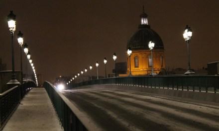 La neige fait son retour en France