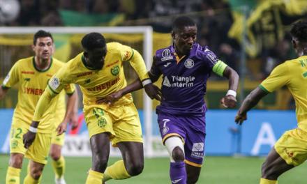 Foot : le TFC affrontera le FC Nantes en 8e de finale de la Coupe de France