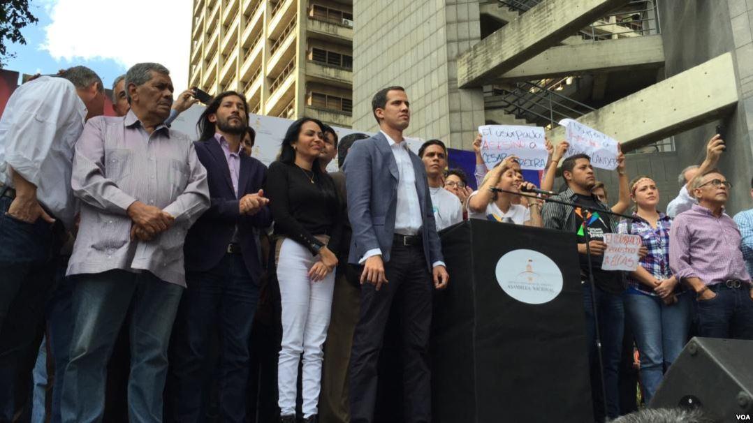 CARTE. Découvrez les soutiens de Nicolás Maduro et de Juan Guaido