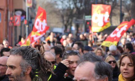 [Vidéo] : Retour sur les manifestations du 9 janvier à Toulouse
