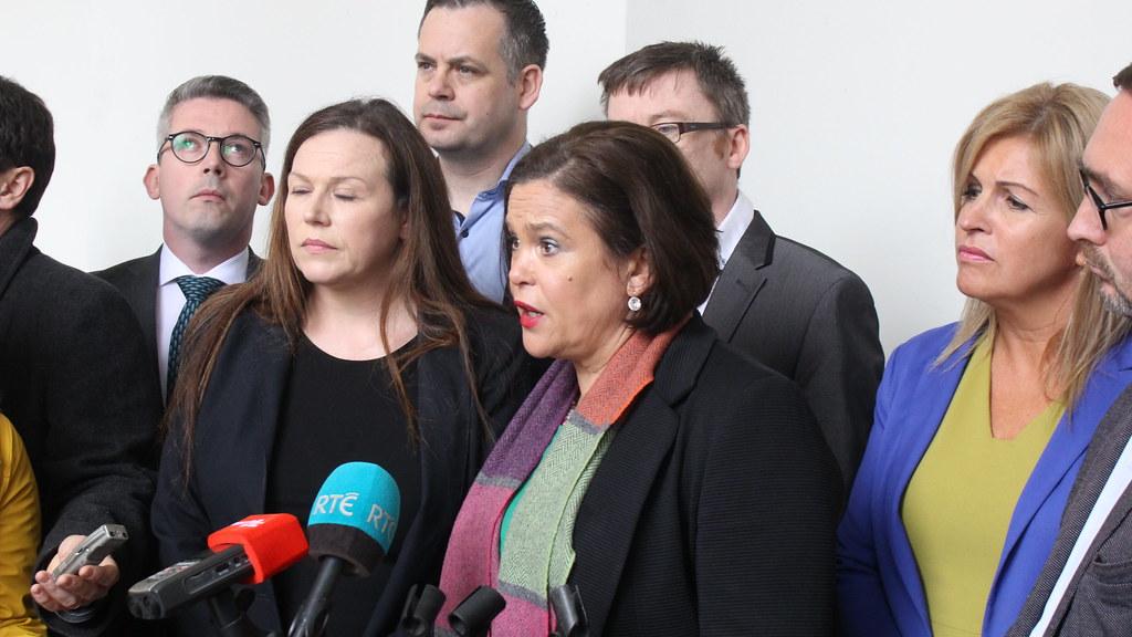 Elections législatives Irlandaises : Sinn Fein en tête