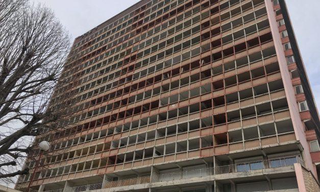 Toulouse : les balcons de la Résidence Minimes menacent de s'écrouler