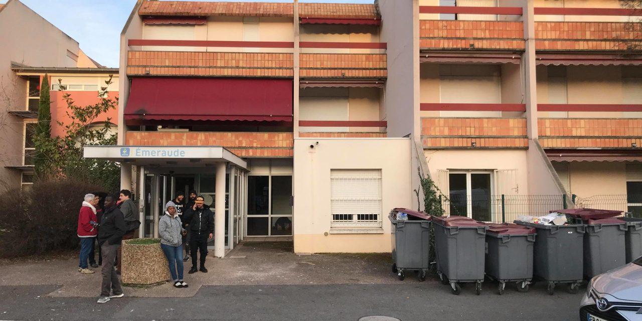 Blagnac : un collectif de migrants compte faire perdurer le squat
