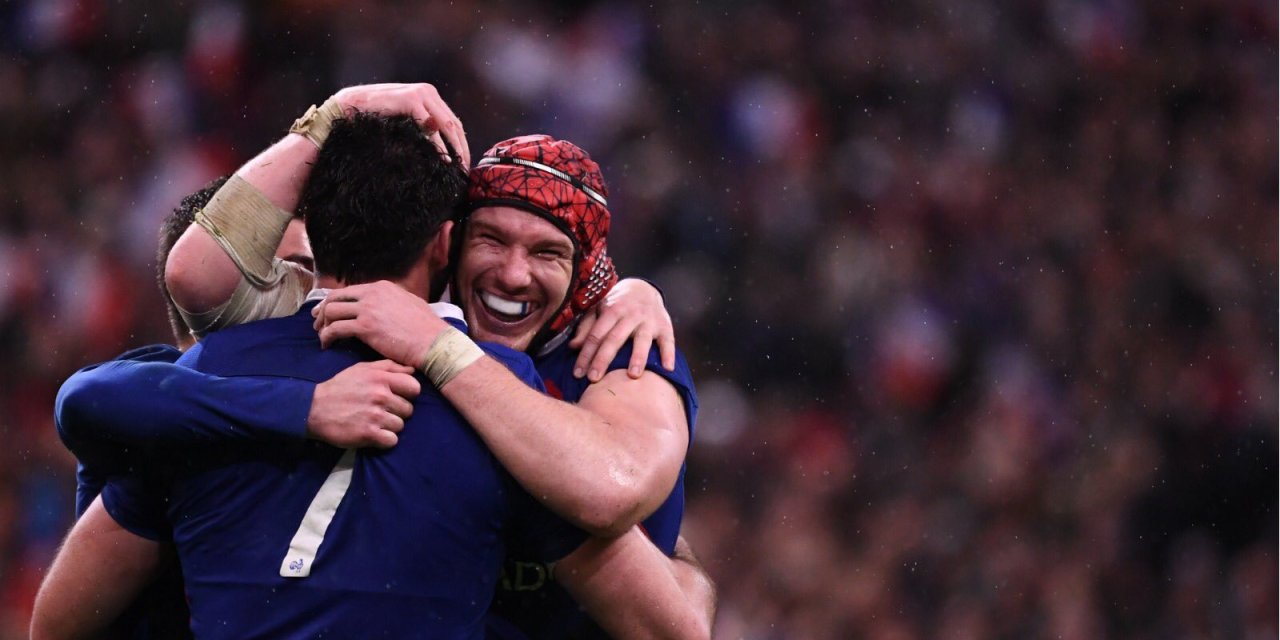 6 nations : le XV de France maîtrise l'Angleterre !