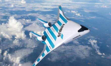 Airbus présente son prototype de l'avion du futur