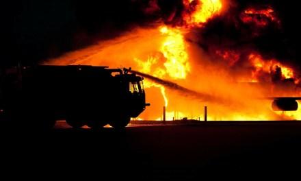 Tempête Ciara : des incendies et des vents violents en Corse