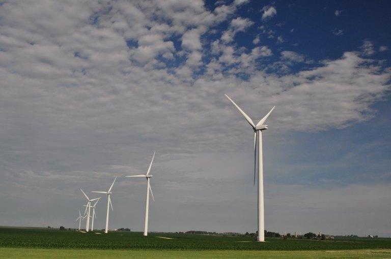 La région souhaite tripler sa production d'énergies renouvelables d'ici 2050
