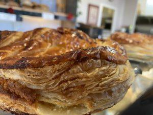 Certaines boulangeries ont enregistré plus de ventes en une semaine qu'au court de l'ensemble du mois de janvier 2020 - Crédit : Nicolas Sadourny