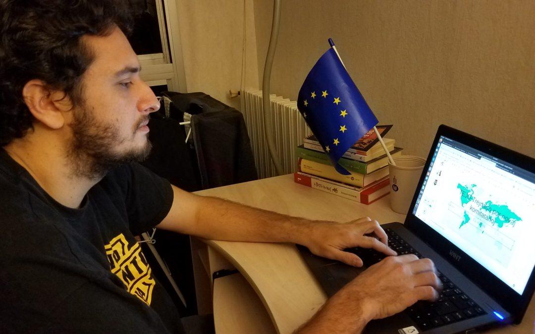 Michael Boris Mandirola : Un espérantiste qui brise les frontières